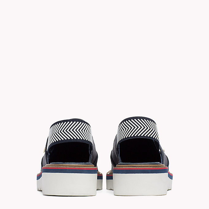 TOMMY HILFIGER Perforated Slip-On Shoes - WHISPER WHITE - TOMMY HILFIGER Femmes - image détaillée 2