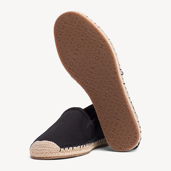TOMMY HILFIGER Flat Espadrilles - MIDNIGHT - TOMMY HILFIGER SHOES - detail image 1