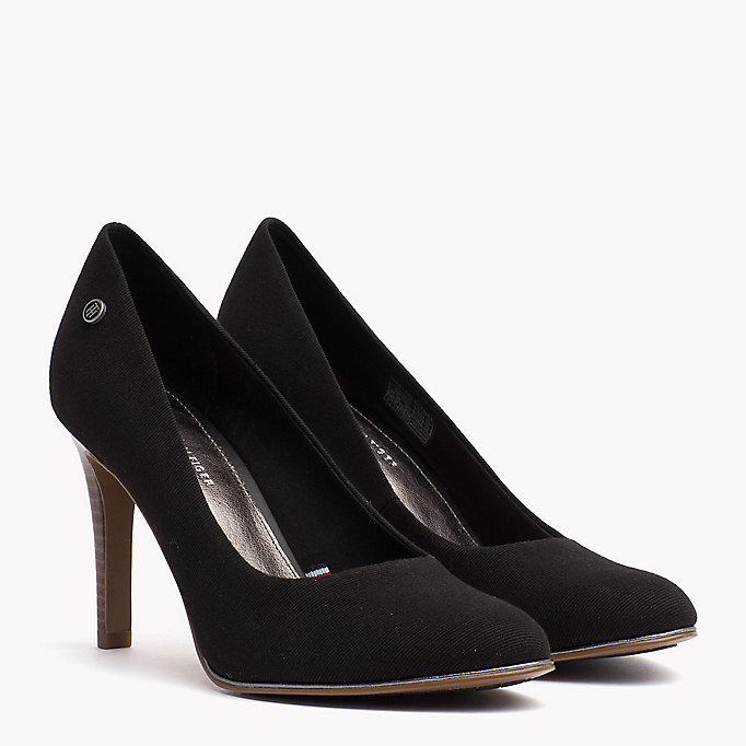 TOMMY HILFIGER Textile Pumps - MIDNIGHT - TOMMY HILFIGER Women - main image