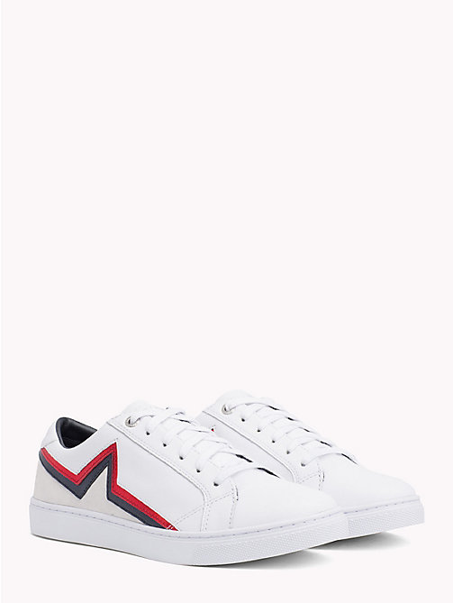 TOMMY HILFIGER Star Essential Trainers - RWB -  Shoes - main image