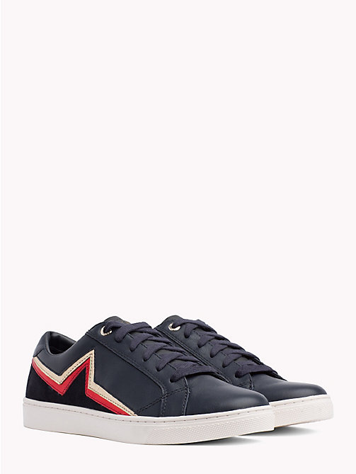 TOMMY HILFIGER Star Essential Trainers - MIDNIGHT - TOMMY HILFIGER Trainers - main image