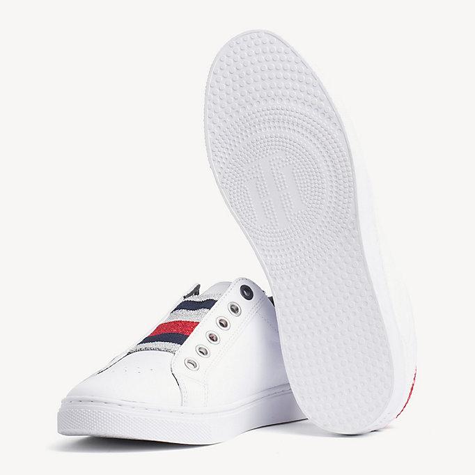 450ce82d234f5 Signature Elastic Slip-On Trainers | Tommy Hilfiger