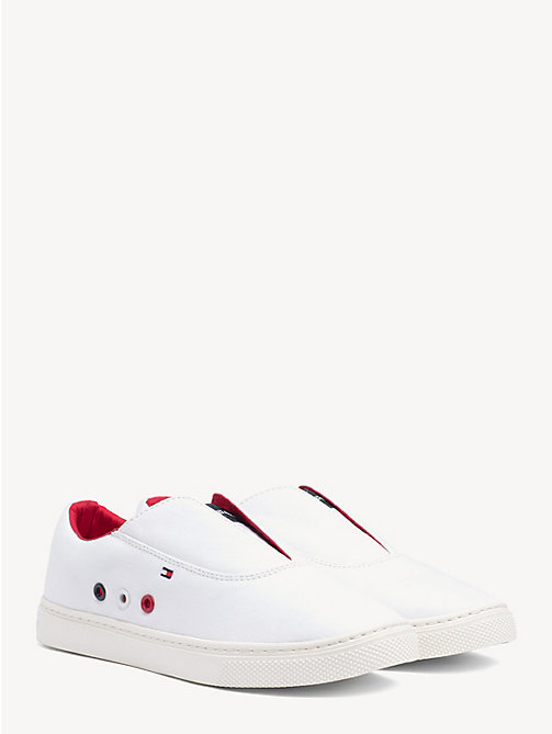 best authentic a9577 0da08 TOMMY HILFIGERBaskets slip-on Essential