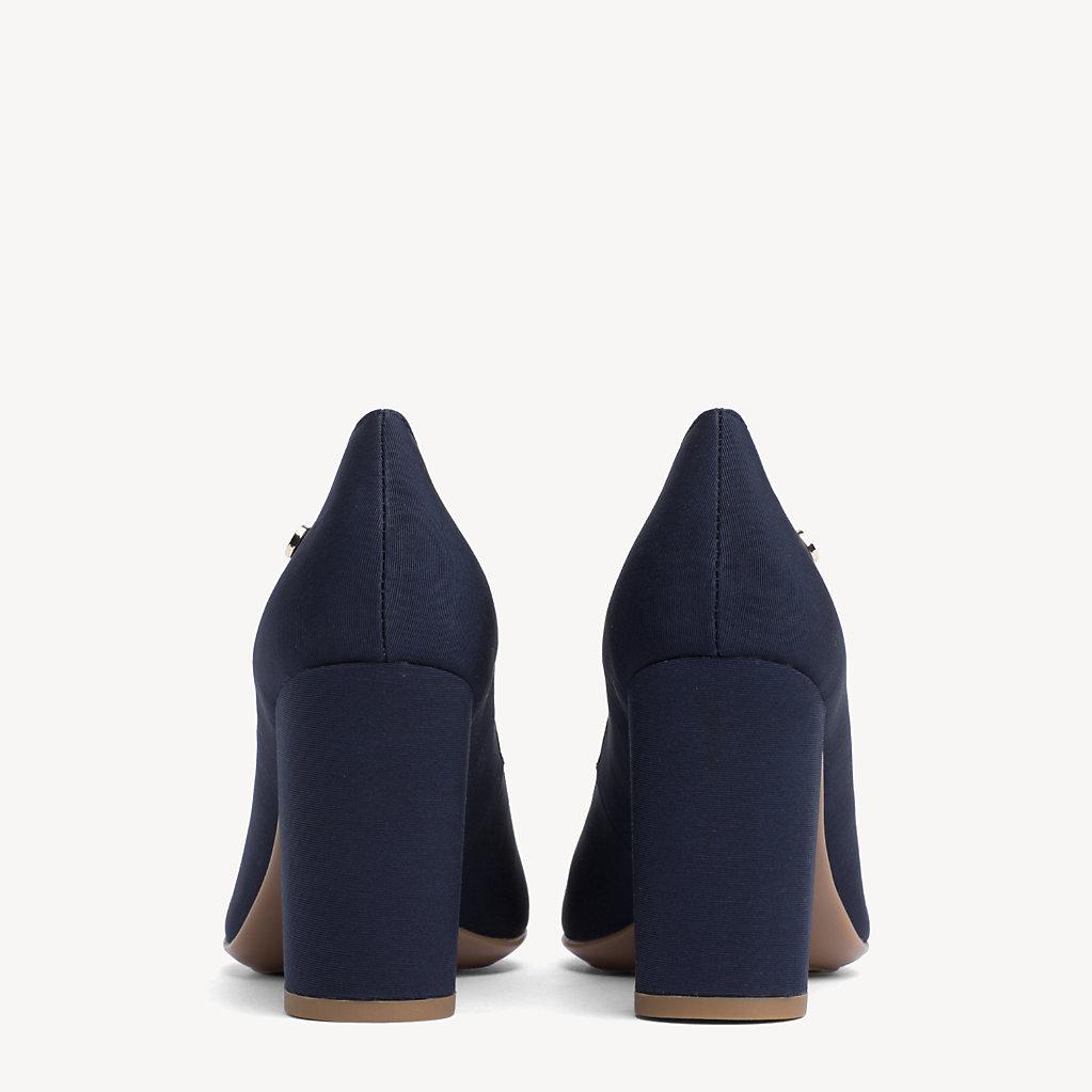 Tommy Hilfiger - Zapatos de salón de algodón - 3