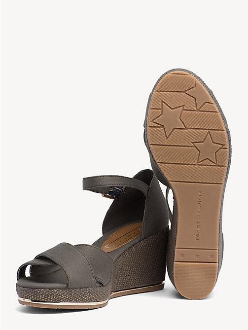0d61934fd16e2 TOMMY HILFIGEROpen Toe Wedge Sandals. 7 990