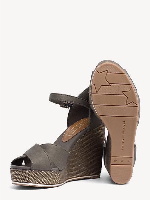 065cddb04b5d2 TOMMY HILFIGERHigh Wedge Sandals. €94.90