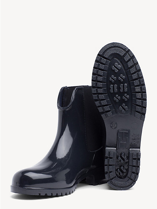 TOMMY HILFIGERSporty Rain Ankle Boots. £80.00. NEW a6c7eb3b88c50