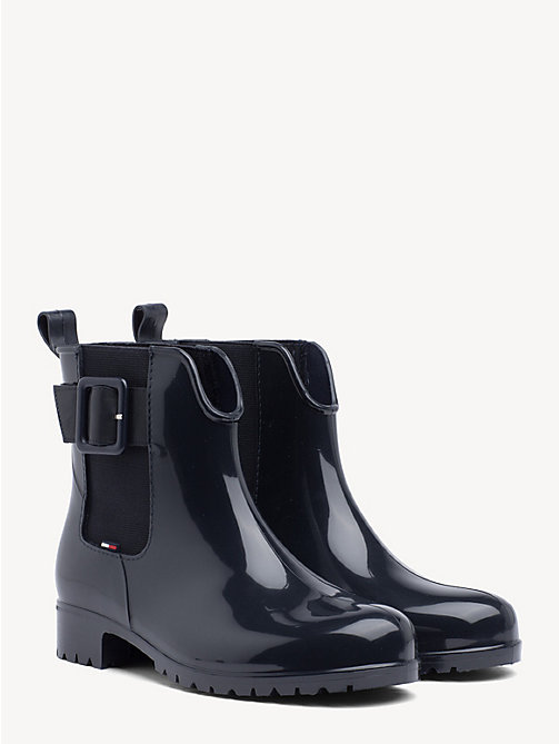 TOMMY HILFIGER Sporty Rain Ankle Boots - RWB - TOMMY HILFIGER Shoes & Accessories - main image