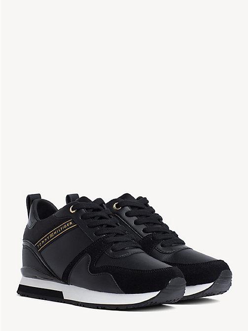 4f1dae5329c5c0 Chaussures d'été femme | Compensées | Tommy Hilfiger® FR