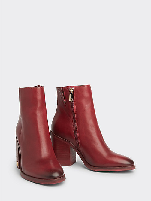 045cac3a4ed Women's Boots | Summer Boots for Women | Tommy Hilfiger® UK