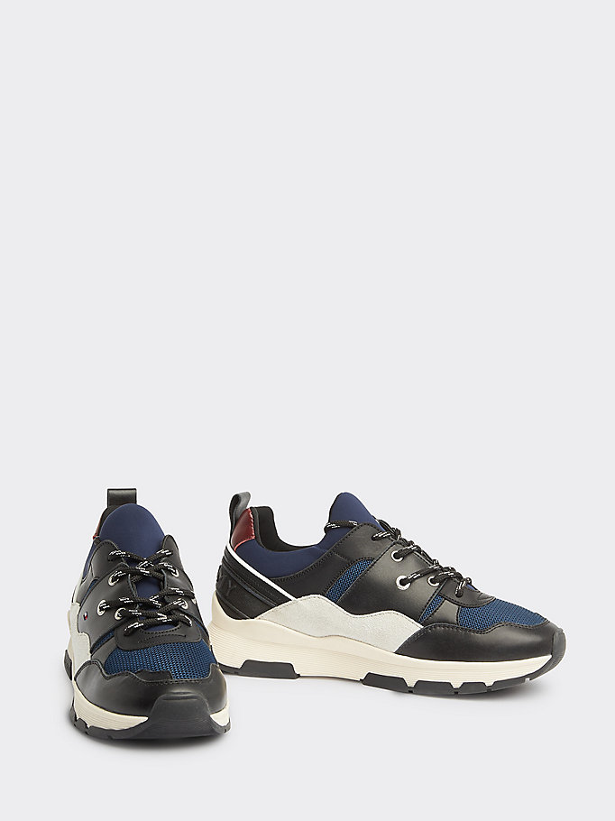 Sporty Chunky Trainers | BLUE | Tommy Hilfiger