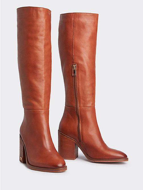 best sneakers abbb8 57826 Herbst-Stiefel und -Stiefeletten für Damen | Tommy Hilfiger® AT