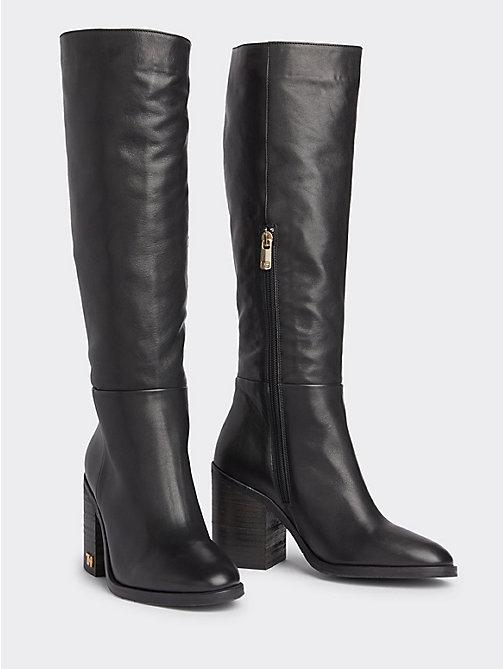 best sneakers 84610 976cd Herbst-Stiefel und -Stiefeletten für Damen | Tommy Hilfiger® AT