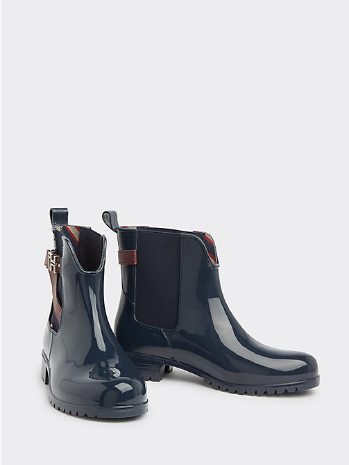 more photos 9e1ca f33c0 Women's Boots | Autumn Boots for Women | Tommy Hilfiger® UK