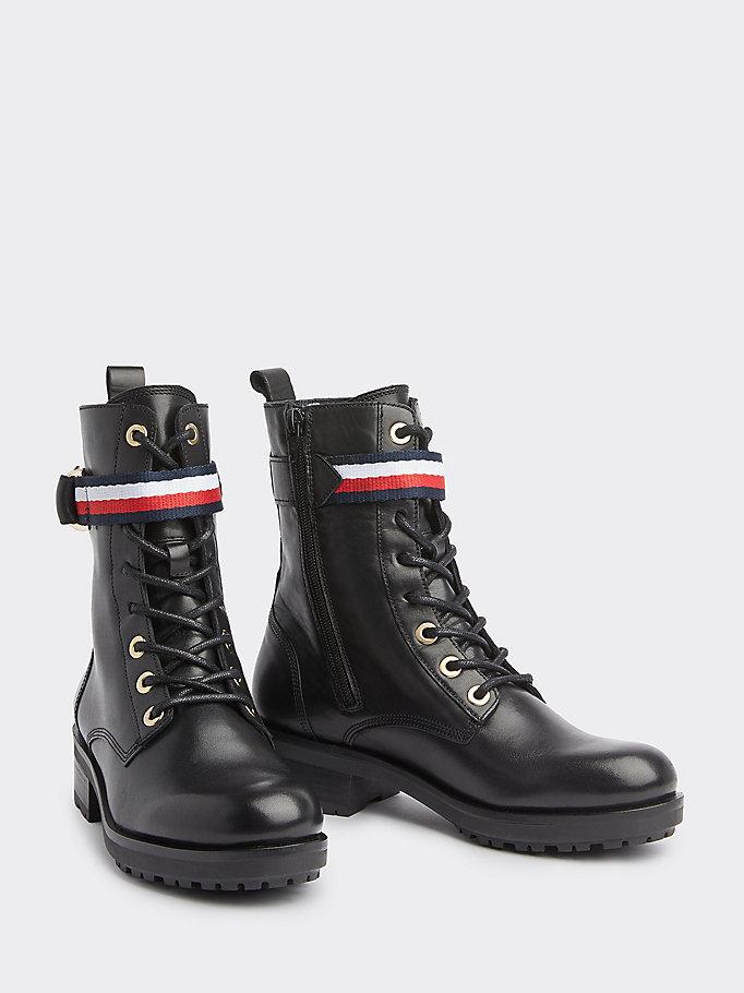 TOMMY HILFIGER Damen Boots | Stiefeletten TOMMY HILFIGER