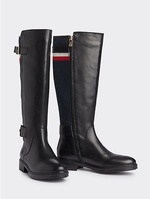 more photos 36aaf 34a3c Women's Boots | Autumn Boots for Women | Tommy Hilfiger® UK