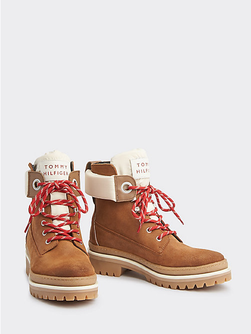more photos bda69 22729 Women's Boots | Autumn Boots for Women | Tommy Hilfiger® UK