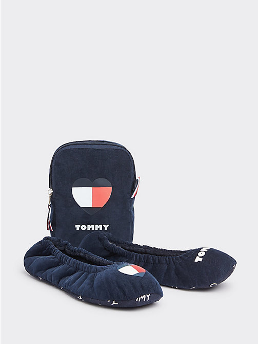 precio de fábrica a44fb 67c25 Zapatos Planos De Mujer   Tommy Hilfiger® ES