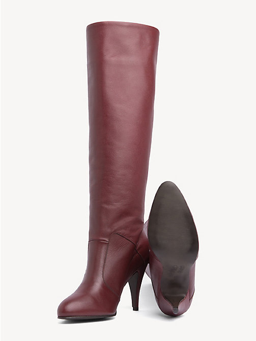aefe3a7ec8b TOMMY HILFIGERZendaya Heeled Boots. £255.00