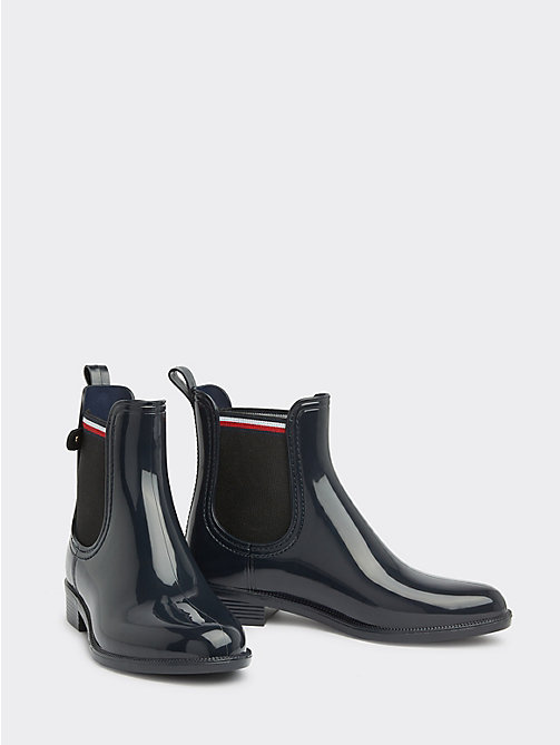 außergewöhnliche Farbpalette neue sorten detaillierte Bilder Women's Boots | Autumn Boots for Women | Tommy Hilfiger® UK