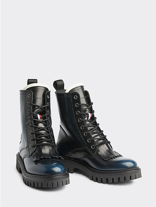 dbea84626c1 Women's Boots | Summer Boots for Women | Tommy Hilfiger® UK