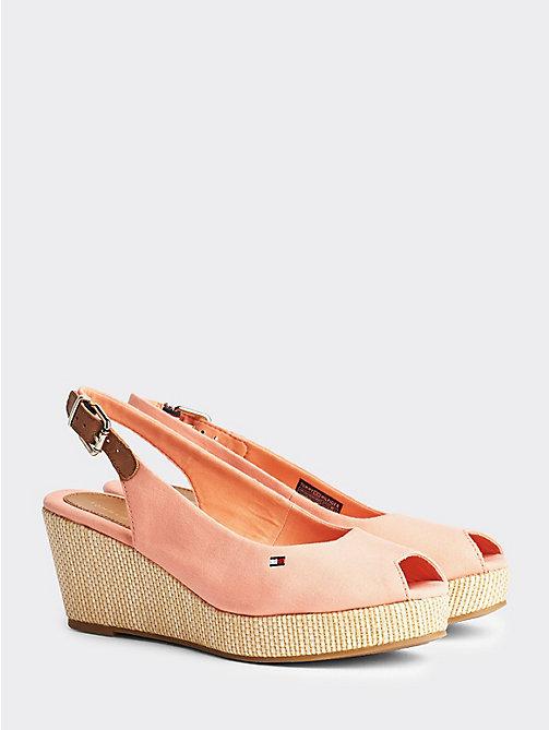Tommy Hilfiger color women's shoes