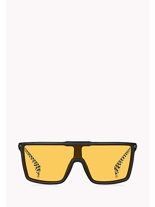 TOMMY HILFIGER GIGI HADID SUNGLASSES - MATTE GREY / ORANGE - TOMMY HILFIGER TOMMYXGIGI - подробное изображение 1