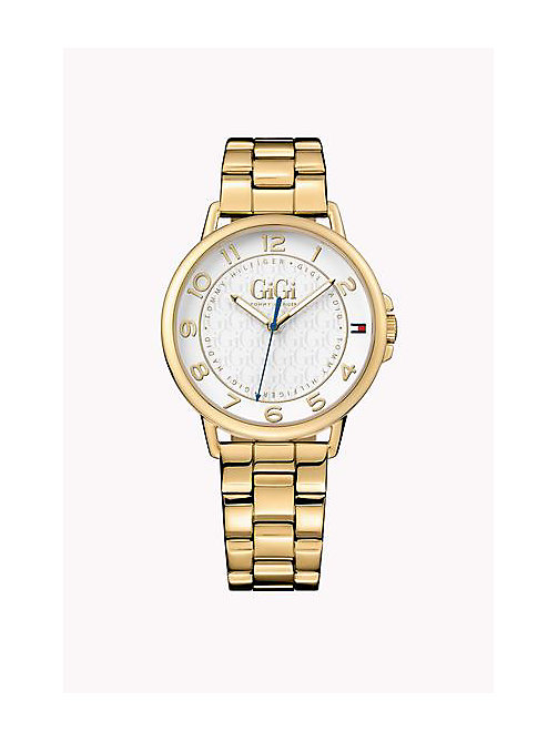 TOMMY HILFIGER Gold Plated Watch GiGi Hadid - GOLD - TOMMY HILFIGER Watches - detail image 1