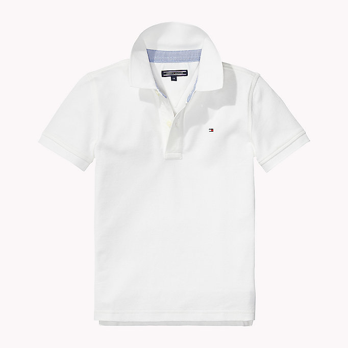 TOMMY HILFIGER Tommy Polo - MIDNIGHT - TOMMY HILFIGER Kids - main image