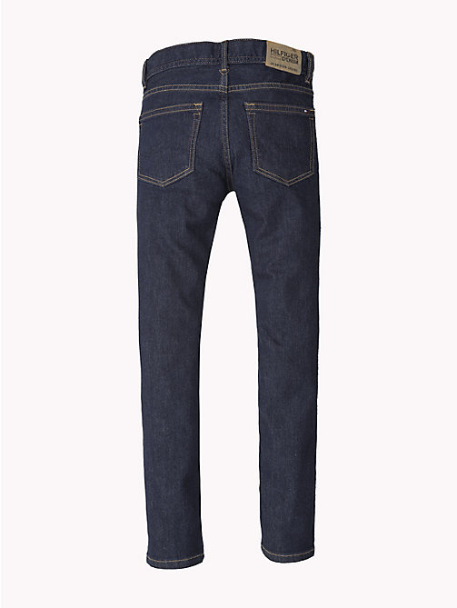 TOMMY HILFIGER Slim Fit Jeans - RAW BLUE - TOMMY HILFIGER Boys - detail image 1