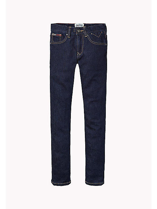 TOMMY HILFIGER Slim Fit Jeans - RAW BLUE - TOMMY HILFIGER Boys - main image