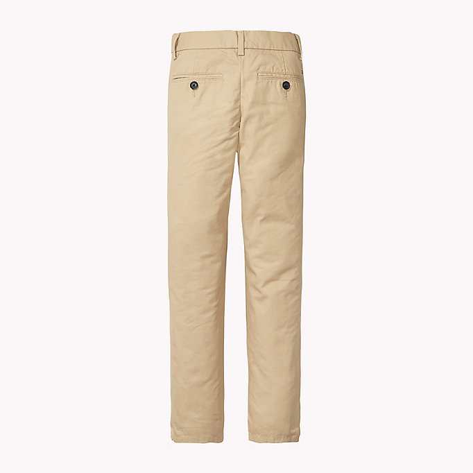 TOMMY HILFIGER Mercer Regular Fit Hose aus Baumwolle - MIDNIGHT - TOMMY HILFIGER Kinder - main image 1