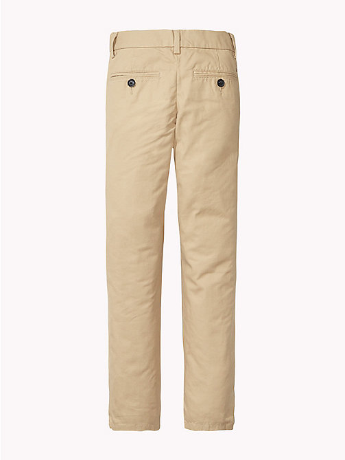 TOMMY HILFIGER Mercer Chinos - BATIQUE KHAKI - TOMMY HILFIGER Bottoms - detail image 1