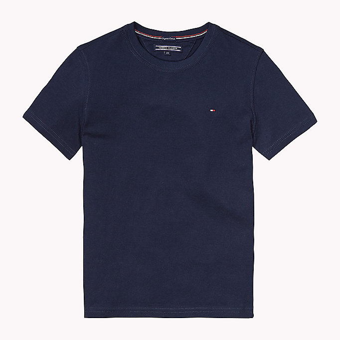 TOMMY HILFIGER Original T-Shirt - TOMMY BLACK - TOMMY HILFIGER Kids - main image