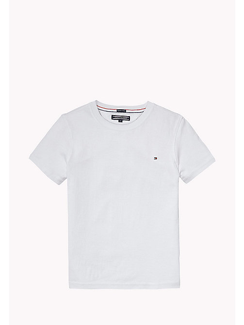 TOMMY HILFIGER Original - T-shirt - CLASSIC WHITE - TOMMY HILFIGER T-shirts & Polo - immagine principale