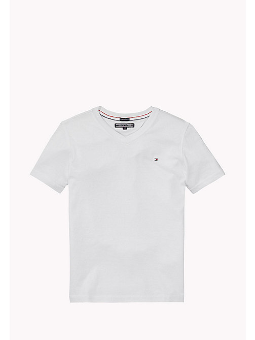 TOMMY HILFIGER Original - T-Shirt - CLASSIC WHITE - TOMMY HILFIGER Oberteile - main image
