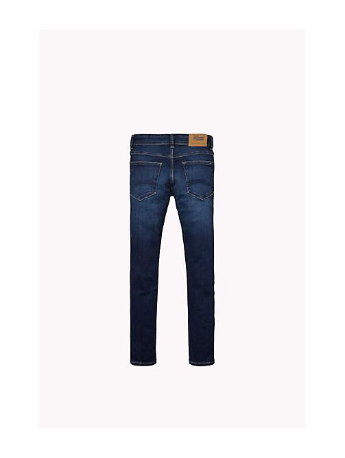 TOMMY HILFIGER Skinny fit - BROADVIEW BLUE POWER STRETCH - TOMMY HILFIGER Jongens - detail image 1