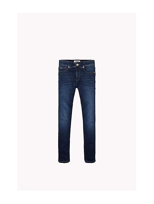 TOMMY HILFIGER Skinny fit - BROADVIEW BLUE POWER STRETCH - TOMMY HILFIGER Jongens - main image