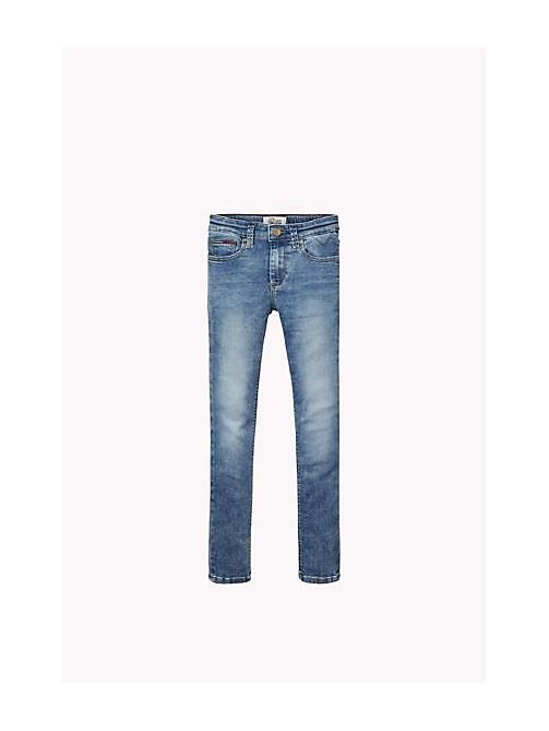 TOMMY HILFIGER Slim fit jeans - SEATLLE SNOW COMFORT STRETCH - TOMMY HILFIGER Jongens - main image
