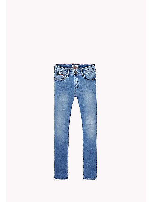 TOMMY HILFIGER Slim fit jeans - FRESH BLUE - TOMMY HILFIGER Jongens - main image