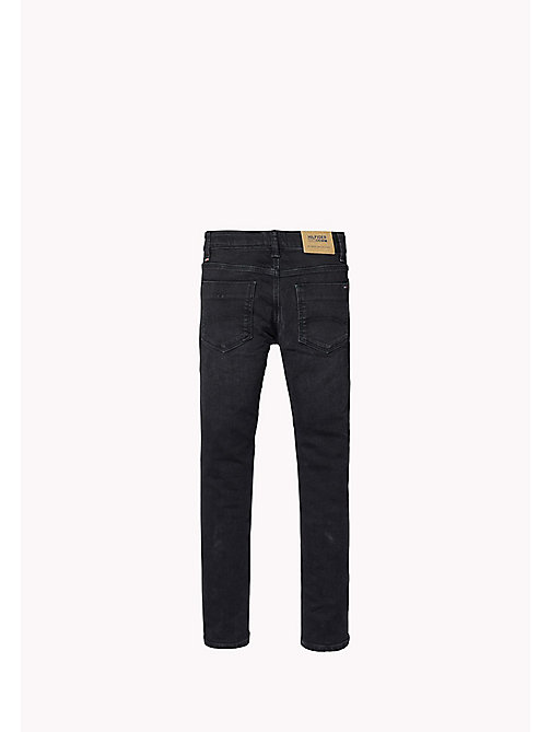 TOMMY HILFIGER Slim Fit Jeans - ELLIOTT BLACK POWER STRETCH - TOMMY HILFIGER Boys - detail image 1