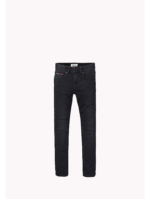 TOMMY HILFIGER Slim Fit Jeans - ELLIOTT BLACK POWER STRETCH - TOMMY HILFIGER Boys - main image