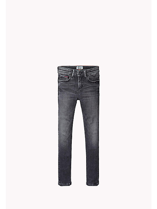 TOMMY HILFIGER Skinny fit jeans - DYNAMIC GREY STRETCH - TOMMY HILFIGER Jongens - main image