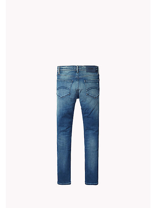 TOMMY HILFIGER Skinny Fit Jeans - DYNAMIC AGED STRETCH DESTRUCTED - TOMMY HILFIGER Boys - detail image 1