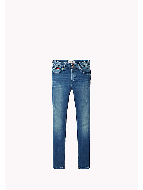 TOMMY HILFIGER Skinny Fit Jeans - DYNAMIC AGED STRETCH DESTRUCTED - TOMMY HILFIGER Boys - main image