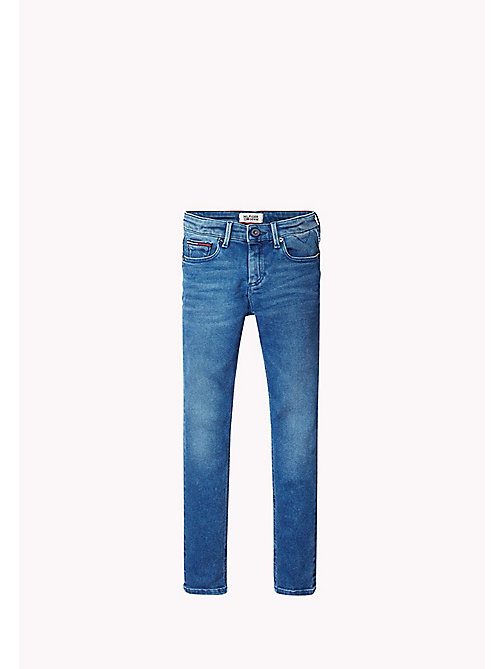 TOMMY HILFIGER Slim fit jeans - LAKE BLUE POWER STRETCH - TOMMY HILFIGER Jongens - main image