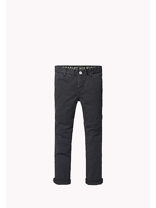 TOMMY HILFIGER Skinny Fit Chino - TOMMY BLACK - TOMMY HILFIGER Boys - main image