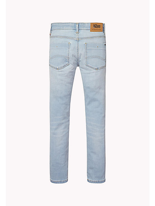 TOMMY HILFIGER Slim Fit Jeans - MONTANA LIGHT BLUE STRETCH - TOMMY HILFIGER Jeans - detail image 1
