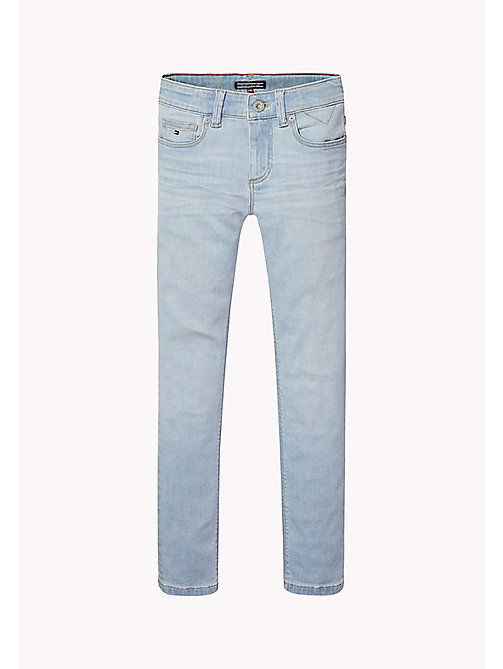 TOMMY HILFIGER Slim fit jeans - MONTANA LIGHT BLUE STRETCH - TOMMY HILFIGER Jeans - main image