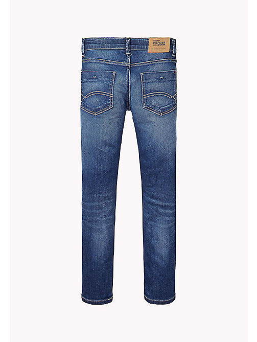 TOMMY HILFIGER Slim Fit Jeans - COLORADO FRESH BLUE STRETCH - TOMMY HILFIGER Jeans - detail image 1